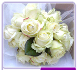 Brides Hand Tied Posy