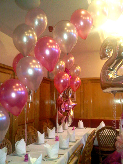Beautiful Hall Decoration with Balloons 488 x 650 · 338 kB · jpeg