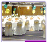Balloons & Chair Covers